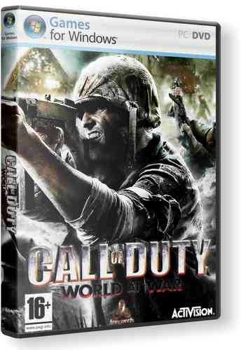 Call of Duty: World at War (2008) PC | RePack от Canek77