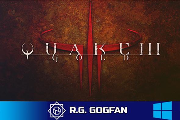 Quake III: Gold DL   GOG / 1 32 (2 0 0 2) (2001) PC   RePack