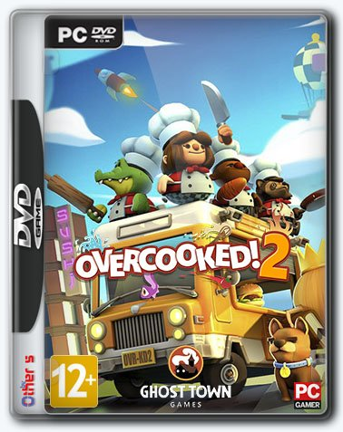 Overcooked 2 (2018) [Multi] (4.576282/dlc) License PLAZA