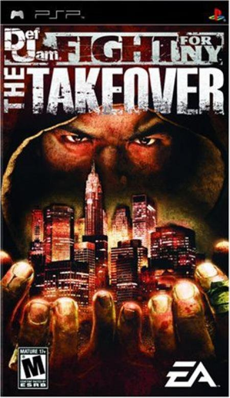 Def Jam Fight For NY: The Takeover (2006) | PSP