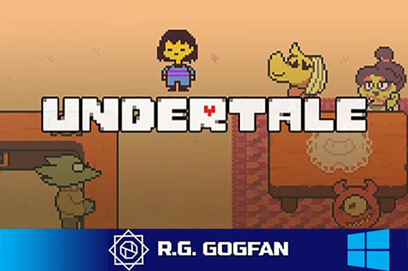 Undertale (2015) PC | RePack от R G  GOGFAN » Скачать игры