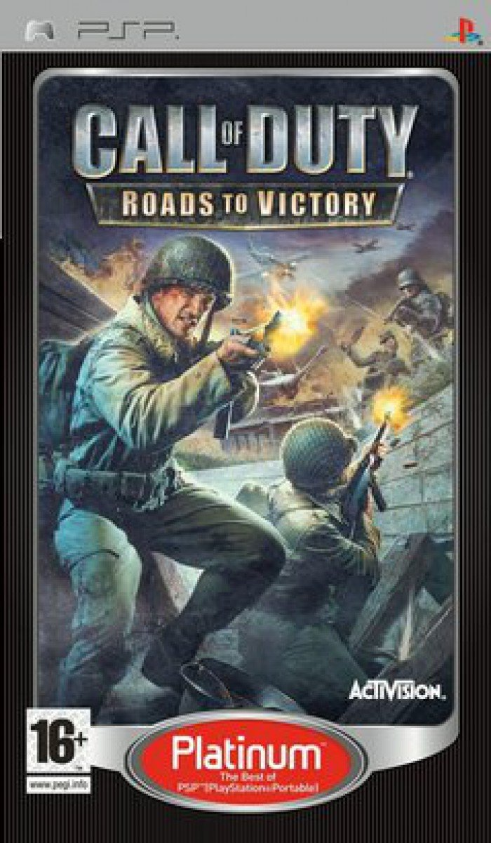 Call Of Duty: Roads To Victory (2007) | PSP