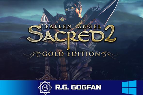 Sacred 2 Gold (2009) PC | RePack от R G  GOGFAN » Скачать