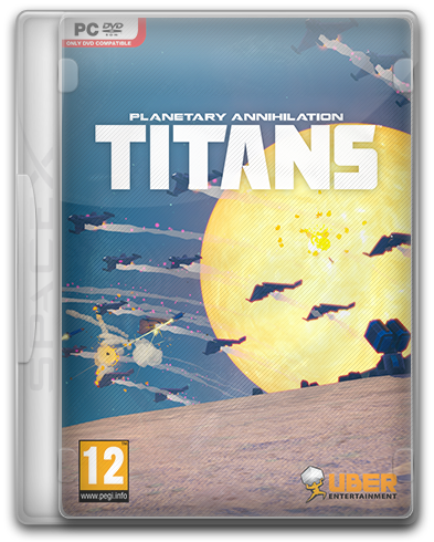 Planetary Annihilation: TITANS [v1.0 build 113410] (2015) PC | RePack от SpaceX