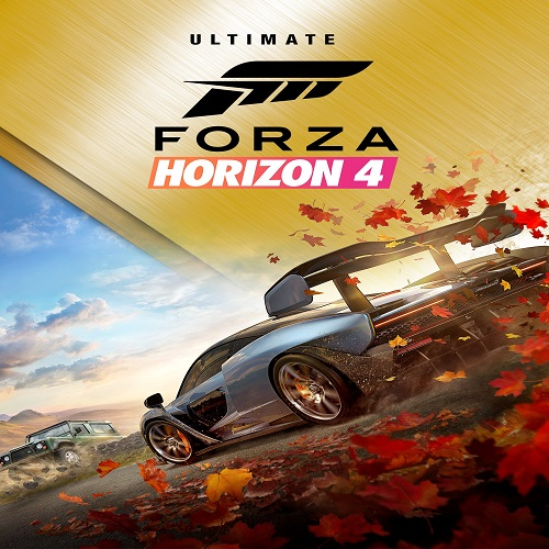 Forza Horizon 4 - Ultimate Edition (2018) PC | RePack by ElAmigos