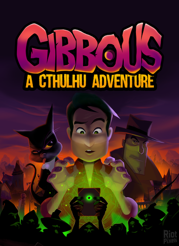 Gibbous: A Cthulhu Adventure (2019) PC | RePack от FitGirl