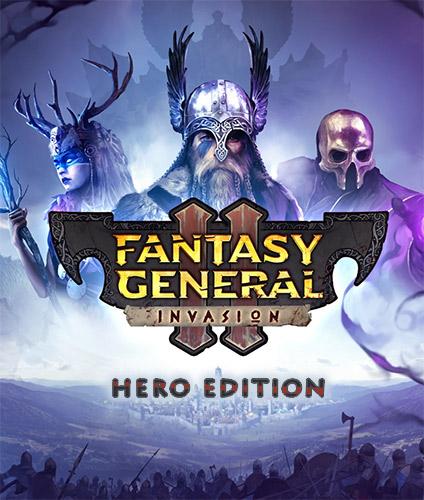 Fantasy General II: Invasion - Hero Edition + DLC + Бонусы