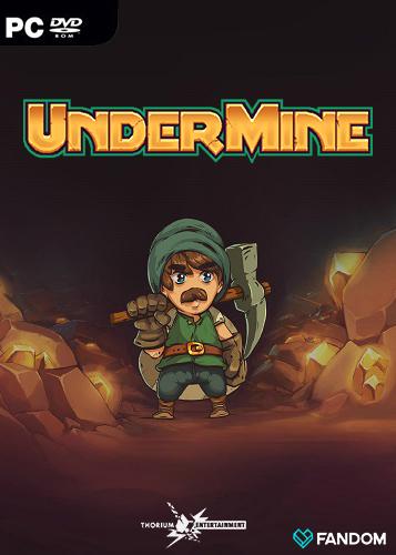 UnderMine v0 1 3 4 (2019) PC » Скачать игры, фильмы, сериалы