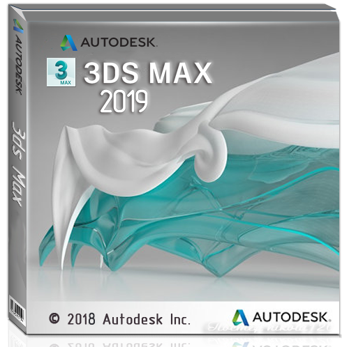 Autodesk 3ds Max 2019 x32/x64 [2018, ENG+RUS]