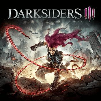 Darksiders III: Deluxe Edition [v 203415_PK1_PK2 + DLCs] (2018) PC | Repack от xatab
