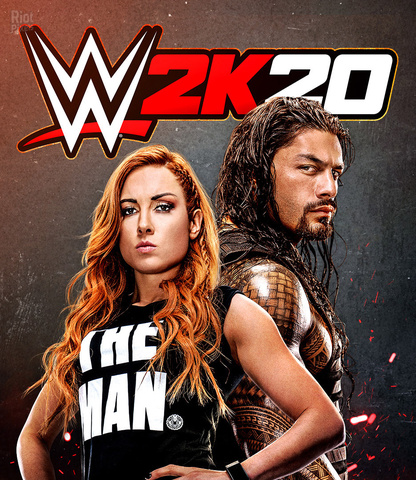 WWE 2K20: Digital Deluxe Edition (2019) PC | RePack by FitGirl