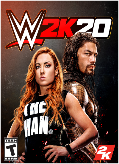 WWE 2K20 - Deluxe Edition [v1.08 + DLC] (2019) PC | RePack от xatab