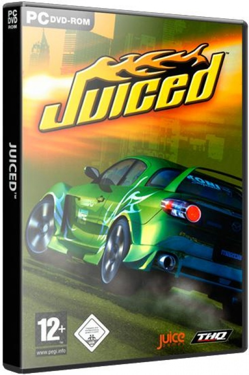 Juiced (2005) PC | RePack by Vitek