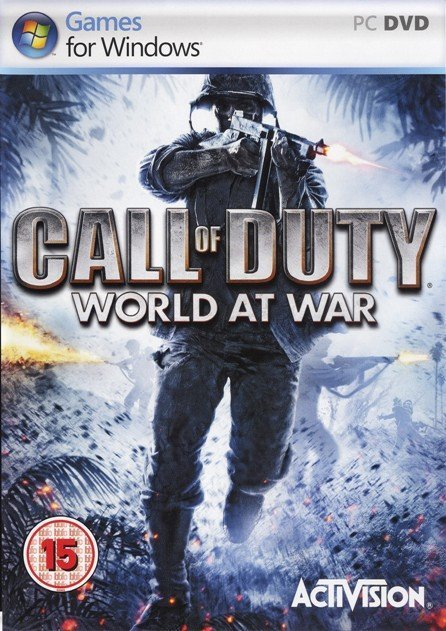 Call of Duty: World at War [v1.7] (2008) PC | LossLess Repack от R.G. Revenants
