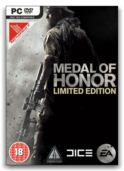 Medal of Honor. Limited Edition (2010) | RePack от xatab