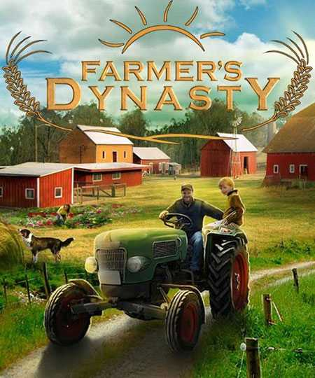 Farmer's Dynasty (2019) PC | Repack от xatab