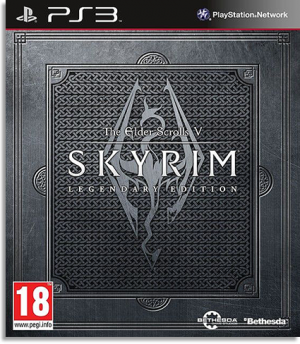 The Elder Scrolls V: Skyrim - Legendary Edition [4.41] [Cobra ODE / E3 ODE PRO / 3Key] (2013) PS3
