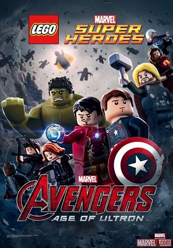 LEGO MARVEL's Avengers - Complete (2016) PC | RePack by ElAmigos