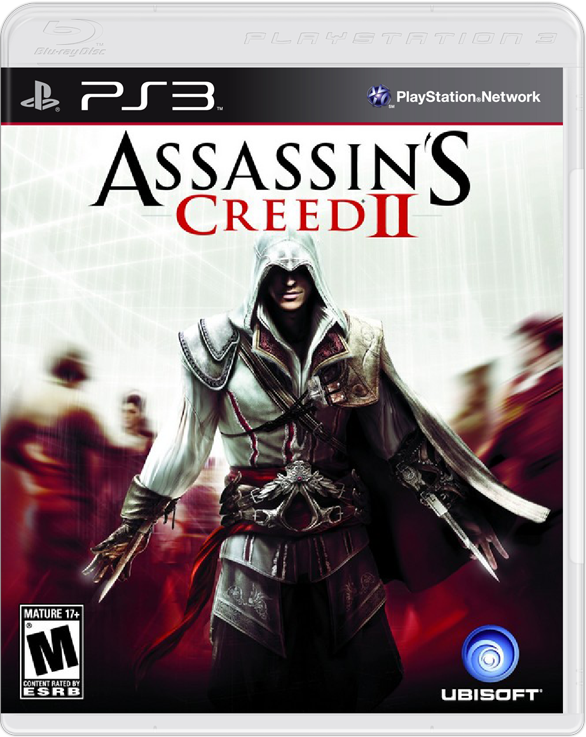Assassin's Creed II [RUS] [ISO] (2009) PS3 | Лицензия