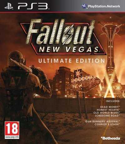 Fallout New Vegas: Ultimate Edition [EUR] [4.21+ ALL DLC + MODS] [Ru/En] (2012) PS3 | RePack by R.G. HiddenEX-PS3