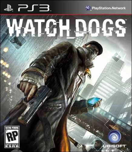 Watch Dogs [EUR/RUS] [ODE] [ISO] (2014) PS3